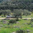 أرض بين قرية دير غسانة وبيت ريما