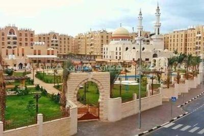 شقة مفروشة طابق رابع في مدينة حمد