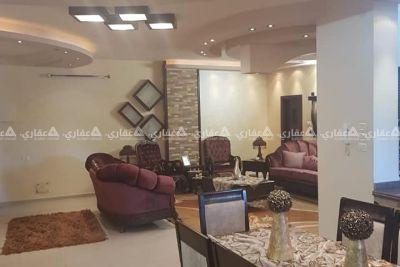 شقة مساحة ١٦٥ متر للبيع كاش أو تقسيط