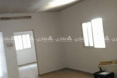 بيت ارضي اسبست مستقل للايجار مساحته 140 متر