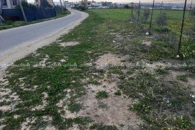 أرض للبيع مساحة(684)متر