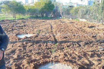 قطعة ارض 300 متر طابو للبيع او البدل على شقة
