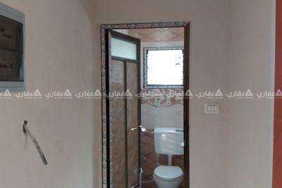 شقه للبيع النصر الغربي عماره حديثه البناء