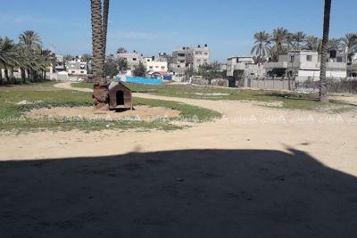 قطعة ارض في دير البلح للبيع