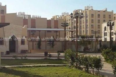 شقة ١٣٠م في مدينة حمد طابق رابع