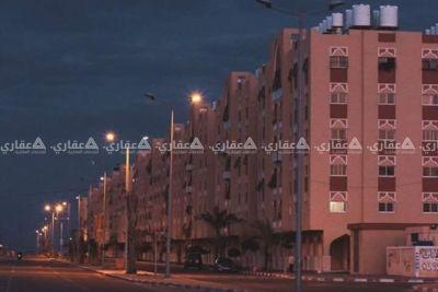 شقه للبيع 130 متر مدينة حمد السكنية