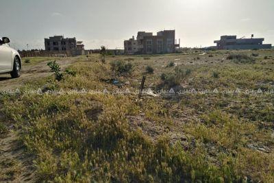 ارض طابو للبيع 500متر غرب مدينة حمد
