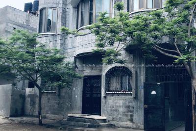 منزل حديث البناء