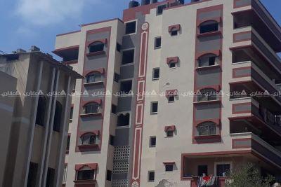 عمارة للبيع 5 طوابق وطابق ارضي