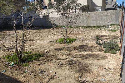 ارض مساحة 300 متر بجوار بنك القدس