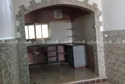 شقة للإيجار(400شيكل)شامل المية