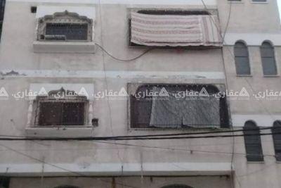 عمارة للبيع في الشيخ رضوان مكونة من اربع طوابق+حواصل