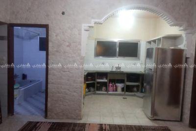 شقة بمساحة 100 م الواقع بحي الشيخ رضوان