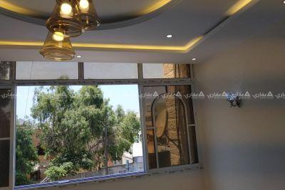 شقة للإيجار الطابق الأول ببرج الكرمل شارع الشفا