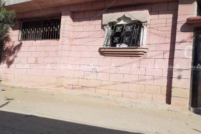 بيت للبيع أو البدل خلف مسجد عائشة