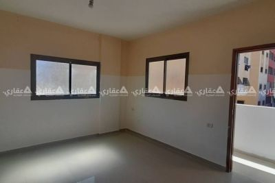 شقة للبيع بالقرب من دوار القوقا غرب النصر