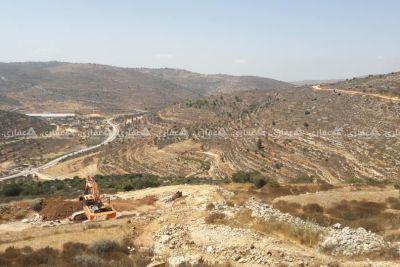 ارض للبيع (رام الله - يبرود)