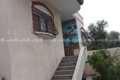 منزل للبيع جنوب مفترق أبو صرار