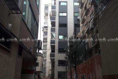 شقة مقابل ملعب فلسطين