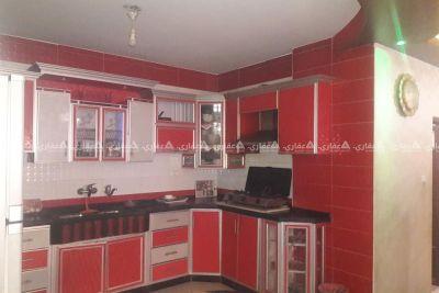 شقة ارضية سوبرديلوكس للبيع