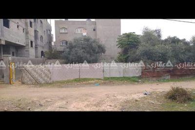 قطعه أرض بشارع أبو عريف