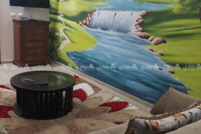 شقة بإطلالة بحرية ساحرة على ميناء غزة