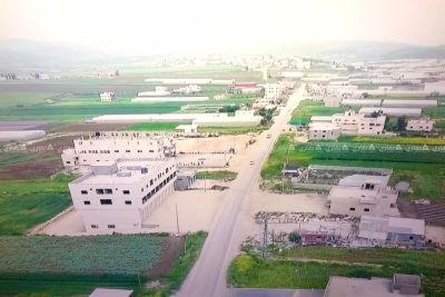 للايجار محلات مساحة واسعة شارع جنين القرى الشرقية