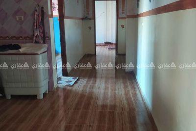 شقة للبيع كاش أو تقسيط جنب مول العرب