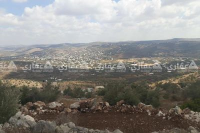 قطع اراضي للبناء في بلدة بلعا - طولكرم