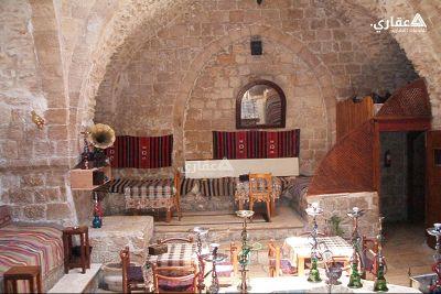 حمام الشفاء من أثار ومعالم فلسطين في نابلس