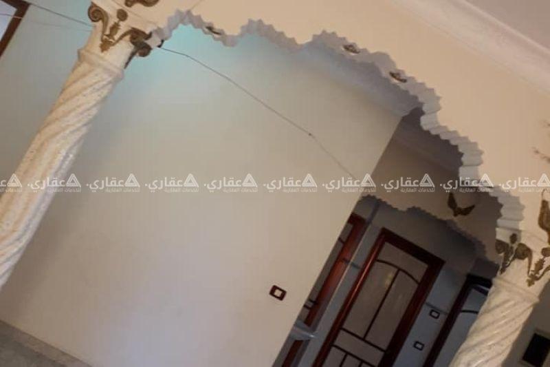 بيت للبيع مأسس على السابع وهو عباره عن دورين