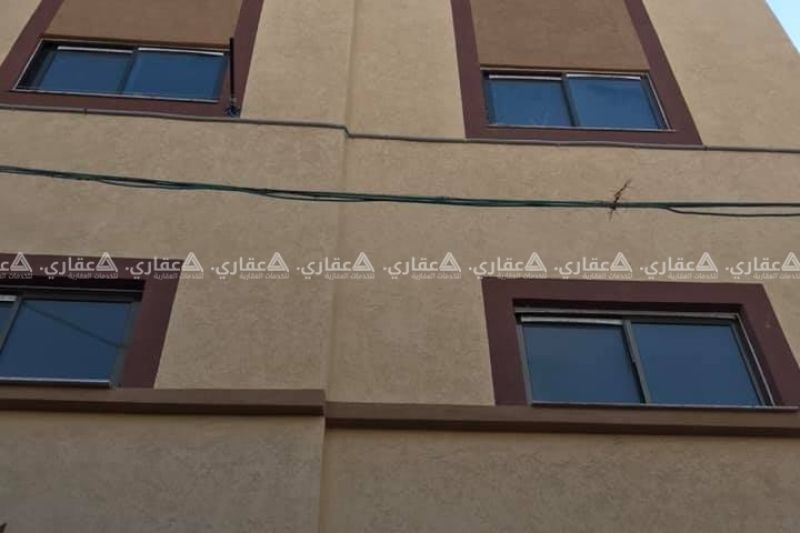 شقة للإيجار جباليا الهوجة غرب المستشفى اليمني