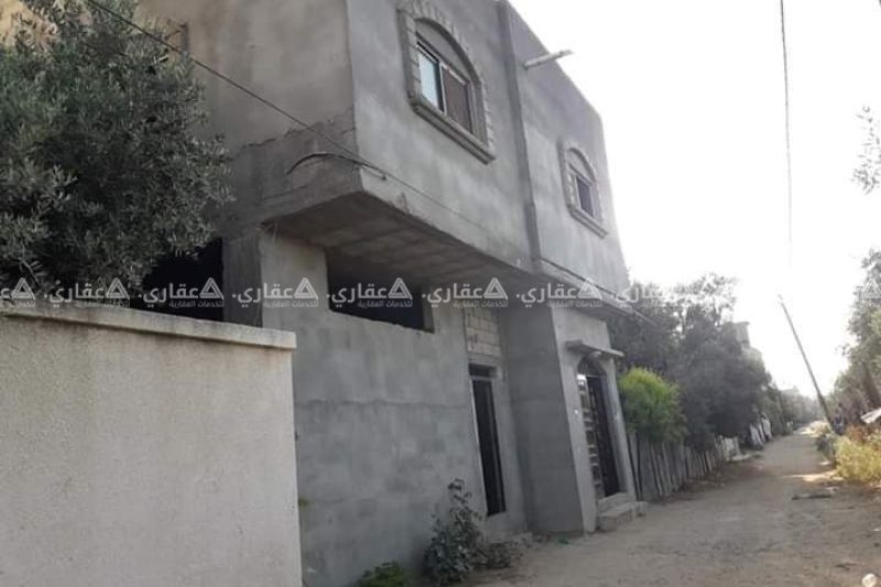منزل للبيع في النصيرات