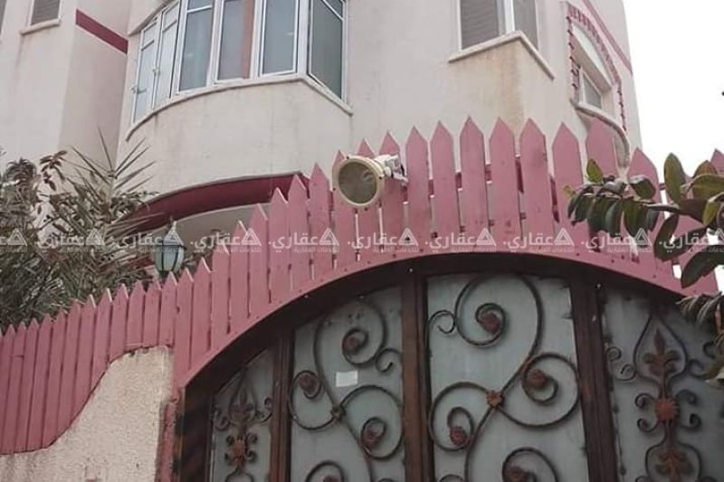 منزل للبيع في النصيرات مفترق السعافين
