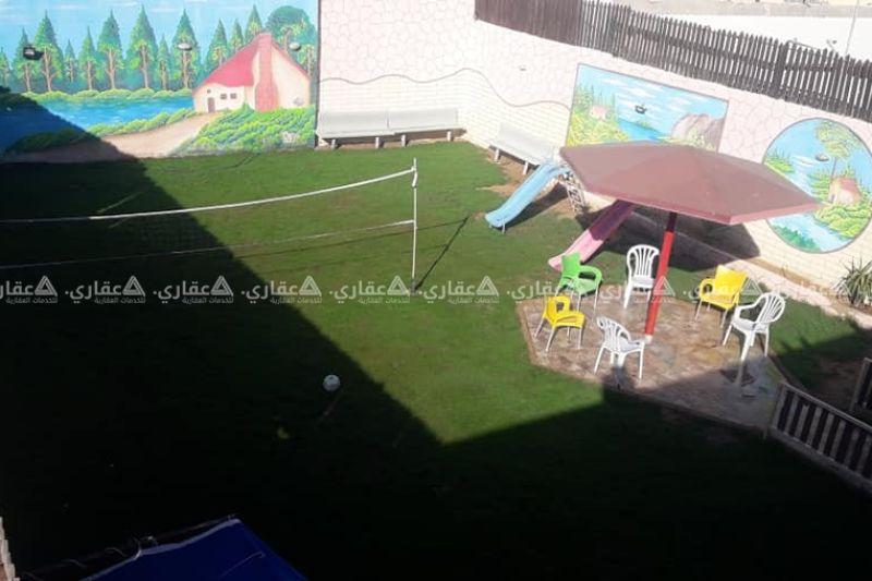 شاليه الغدير بالقرب من صالة سما