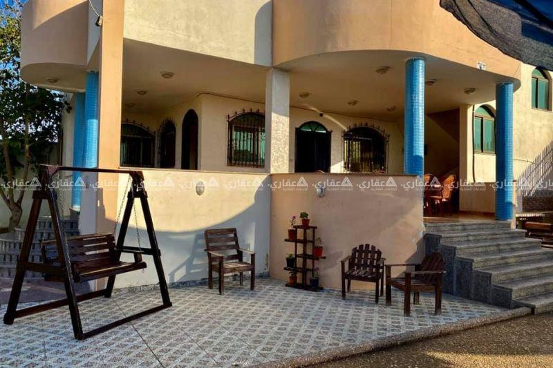 شاليه عرفات مقابل مطعم البحار والبيدر