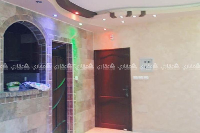 شقة للبيع في النصر بجانب جامعة القدس المفتوحة