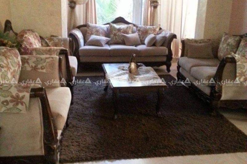 شقة مفروشة للإيجار خلف مؤسسة ياسر عرفات