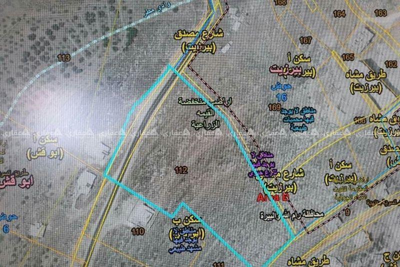 من المالك - ارض للبيع في ابوقش بمساحة 22 دونم