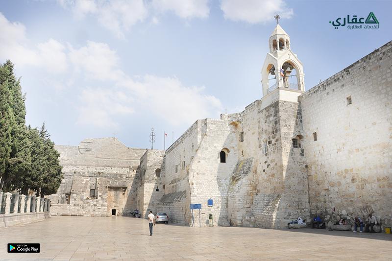 كنيسة المهد ضمن قائمة التراث العالمي