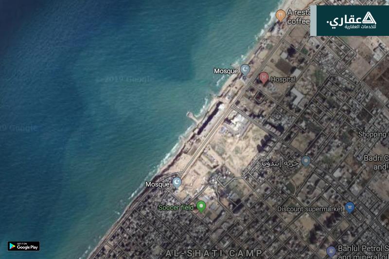 ميناء الأنثيدون أول ميناء بحري معروف في غزة