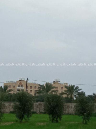 قطعة ارض قرب المدينة السكنية في جحر الديك