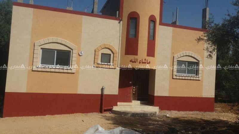 منزل حديث البناء للبيع شرق المصدر