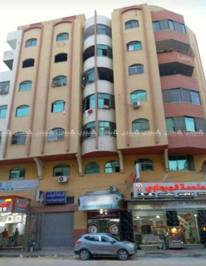 شقة للايجار في منطقة تل الهوى