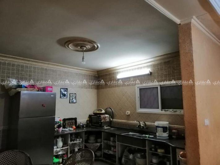 شقة سكنية طابق ثالث مطبة سوبرديلوكس