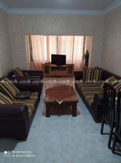 شقة مفروشة للايجار