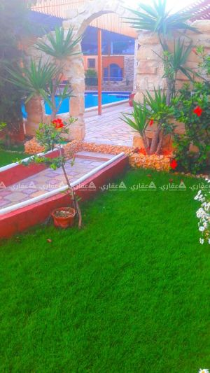 شاليه تل الجنان قرب بحيرة فش فرش