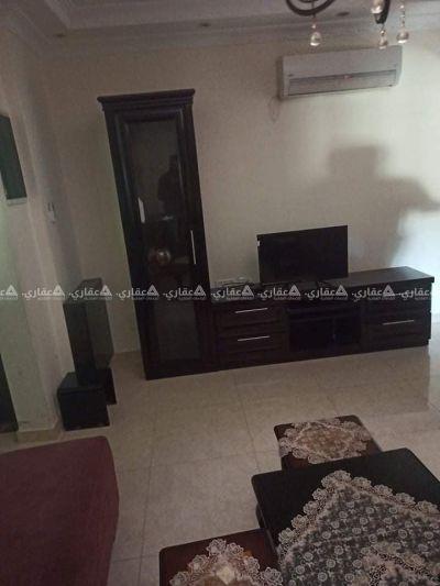 شقة مفروشة قرب دوار نبيل عمرو