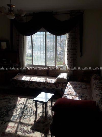 شقة مشطبة و مرتبة باطلالة رائعة