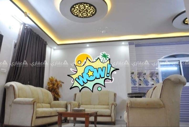 شاليه بناء جديد وبنظام حديث